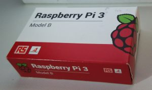photo RaspberryPI3 box
